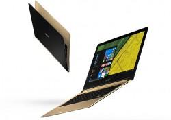 Acer Swift 7 កុំព្យូទ័រយូរដៃស្តើងជាងគេបំផុតក្នុងលោកកម្រាស់ត្រឹមតែ 9.9 មមប៉ុណ្ណោះ