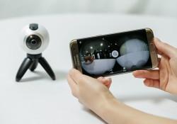 រូបភាពប្លែកៗ ដែលលោកអ្នកគ្រប់គ្នាប្រាថ្នាចង់បាននោះ! Samsung Gear 360 អាចជួយបាន!