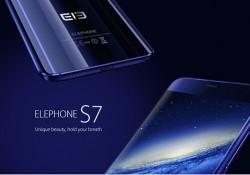ទូរស័ព្ទស៊េរីថ្មី Elephone S7 បំពាក់នូវស្រទាប់ការពារ 3 ជាន់សម្រាប់ប្រឆាំងនឹងការផ្ទុះថ្មតម្លៃត្រឹមតែ 139.99 ដុល្លារ