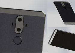 រូបភាពរបស់ទូរស័ព្ទ Huawei Mate 9 បង្ហាញយ៉ាងច្បាស់ថាពិតជាមានអេក្រង់រាបស្មើរ និងកាមេរ៉ាភ្លោះ