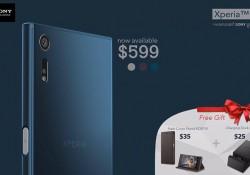 ក្រុមហ៊ុន Sony ប្រកាសលក់  Xperia XZ  តម្លៃ  599 ដុល្លា រួមជាមួយការផ្តល់ការបន្ថែមជូនកាដូជារច្រើនសំរាប់អតិថិជន