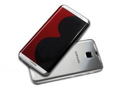 រូបរាងថ្មីរបស់ទូរស័ព្ទ Galaxy S8 Edge ត្រូវបានរចនាឡើងតាមរូបភាព Render របស់សម្បកទូរស័ព្ទ