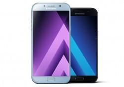 ដឹងថាតម្លៃរបស់ Samsung Galaxy A3, Galaxy A5 និង Galaxy A7 ស៊េរីឆ្នាំ 2017  ចេញលក់ដំបូងថ្លៃប៉ុន្មានអត់?