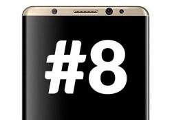 ពាក្យចចាអារ៉ាមនៃលក្ខណះពិសេសទាំង 8 របស់ Samsung Galaxy S8, S8 Edge និង S8 Plus