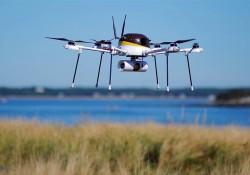 ក្រុមហ៊ុន UPS ទទួលជោគជ័យក្នុងការតេស្តសាកល្បងចែកចាយនូវកញ្ចប់ឥវ៉ាន់ជាមួយនឹងយន្តហោះ Drone
