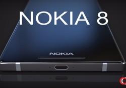 គេហទំព័រ JD.com បានចុះផ្សាយអំពីស្មាតហ្វូនស៊េរីថ្មី Nokia 8 ជាមួយនឹងតម្លៃផងដែរ
