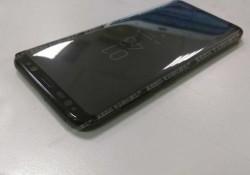 រូបភាពពិតជាច្រើនសន្លឹករបស់ស្មាតហ្វូន Samsung Galaxy S8 ត្រូវបានបែកធ្លាយ