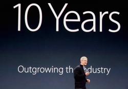 តម្លៃរបស់ iPhone ជំនាន់ថ្មី ត្រូវបានគេរំពឹងថា នឹងអាចខ្ពស់ជាង 1000 ដុល្លារអាមេរិក!