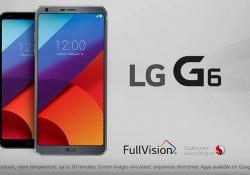 LG បញ្ចេញវីដេអូពាណិជ្ជកម្ម G6 ដំបូងបំផុតរបស់ខ្លួន ដើម្បីស្វាគមន៍ការមកដល់ Samsung Galaxy S8 ដែលបង្ហាញខ្លួនយប់នេះ!