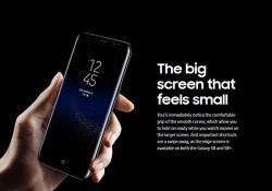 Galaxy S8 និង Galaxy S8+ នឹងដាក់លក់នៅសហរដ្ឋអាមេរិកថ្ងៃទី 9 ខែឧសភា ដែល Galaxy S8 មានតម្លៃ 725 ដុល្លា និង Galaxy S8+ តម្លៃ 825 ដុល្លារ!