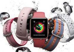 នាឡិកាឆ្លាតវៃ Apple Watch Series 3 នឹងបង្ហាញខ្លួនជាផ្លូវការនៅឆមាសទី 2 ឆ្នាំនេះ!