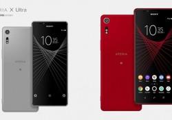 ទ្រាំមិនបាននិងដៃគូអួតពេក! Sony បញ្ចេញនូវស្មាតហ្វូន Xperia X Ultra បំពាក់កញ្ចក់អេក្រង់ទំហំ 6.45 អ៊ីងជាមួយកម្រិត 21:9 aspect ratio