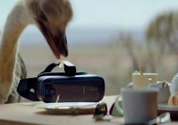 គំនិតនៃច្នៃប្រឌិតនៃវីដេអូផ្សាយពាណិជ្ជកម្មសត្វ Ostrich របស់ក្រុមហ៊ុន Samsung បានឈ្នះពានរង្វាន់ 7 នៅក្នុងពិធីពិពរណ៍ពាណិជ្ជកម្មដ៏ធំមួយ