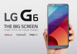 LG G6 លក់ជាផ្លូវការនៅក្នុងទីផ្សារប្រទេសកម្ពុជានៅថ្ងៃនេះ ជាមួយនិងតម្លៃ 666 ដុល្លា