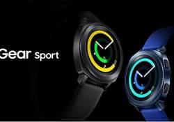 Samsung Gear Sport គឺជានាឡិកាឆ្លាតវៃ ដែលអនុញ្ញាតឱ្យលោកអ្នកគ្រប់គ្រងឧបករណ៍ជាច្រើនយ៉ាងងាយស្រួល