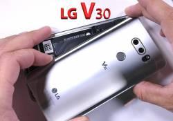 ចង់ដឹងទេ! តើស្មាតហ្វូន LG V30 អាចធន់ជាមួយនឹងការកោសឆ្កូត ការកាច់ និងការដុតភ្លើងបានទេ?