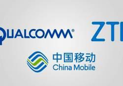 Qualcomm, ZTE និង China Mobile ទទួលបានជោគជ័យជាលើកដំបូងលើការសាកល្បងប្រព័ន្ធរលកសេវា 5G New Radio Systems