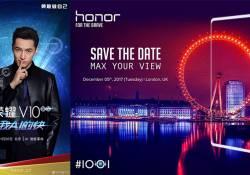 Huawei ត្រៀមប្រកាសចេញទូរស័ព្ទ Honor V10 ផ្លូវការណ៍នៅថ្ងៃទី 28 នាជិតដំណាច់ខែវិច្ឆិកានេះ