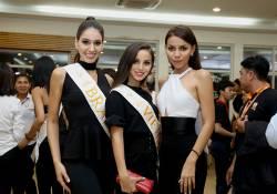 Miss Global 2017 ត្រូវបានភោជនីយ៍ដ្ឋាន MiNi Garden BBQ & Soup Buffet បានរៀបចំពិធីស្វាគមន៍ជាមួយនឹង អាហាប៊ូហ្វេ  ហើយនិងស៊ុបយ៉ាងពិសេសបំផុត