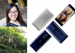 អតិថិជនរបស់ Nokia បានបង្ហាញរូបភាព ដែលបានផ្តិតជាមួយ Nokia 8 របស់ខ្លួន ដែលអាចថតបាន 360 ដឺក្រេ