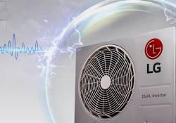 ក្រុមហ៊ុន LG បង្ហាញពីគុណសម្បត្តិ ហើយនិងអត្ថប្រយោជន៏របស់ម៉ាស៊ីនត្រជាក់ LG Dual Inverter Compressor ™