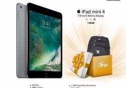ការមកដល់របស់ iPad Mini 4 ផ្លូវការ គឺជម្រើសល្អបំផុតសំរាប់អតិថិជនដែលត្រូវការ iPad មានអេក្រង់ធំល្មម