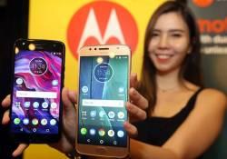 ស្មាតហ្វូនសេរីថ្មីរបស់ Motorola ម៉ូដែល moto X4 នឹង moto G5s Plus នឹងចេញលក់លើទីផ្សារកម្ពុជានៅថ្ងៃទី 25 ខែមករានេះហើយ