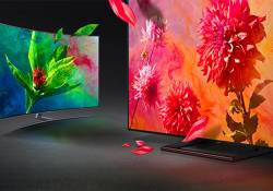 ចង់ដឹងពីការវិវត្តន៍នៃទូរទស្សន៍ 2018 QLED TVs មានលក្ខណៈបែបណានោះ សូមទស្សនាព័ត៌មានលំអិតពីក្រុមហ៊ុន Samsung ទាំងអស់គ្នា