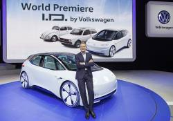 Volkswagen ដែលជាក្រុមហ៊ុនផលិតរថយន្តរបស់អាល្លឺម៉ង់ មានគម្រោងផលិតរថយន្តអគ្គិសនីប្រមាណជា 3 លានគ្រឿង នៅត្រឹមឆ្នាំ 2025