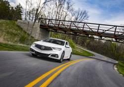 Acura TLX A-Spec 2019 រថយន្តទំនើប មានរូបរាងថ្មី ទាន់សម័យ និងមានតម្លៃសមរម្យបំផុតត្រឹមតែ $39,400 ប៉ុណ្ណោះ