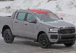 ក្រុមហ៊ុន Ford បានធ្វើតេស្ត៍សាកល្បងរថយន្ត Ranger WildTrak 2019 Diesel របស់ខ្លួននៅក្នុងរដ្ឋ Michigan នៃសហរដ្ឋអាមេរិក