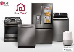 ពេលនេះ LG SmartThinQ appliances ក៏អាចទំនាក់ទំនងជាមួយនឹងប្រព័ន្ធឆ្លាតវៃ Amazon Alexa បានដែរ ក្រោមបច្ចេកវិទ្យា ThinQ