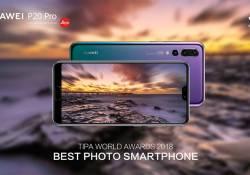 ពិតជាមិនធម្មតាមែនពេលនេះ Huawei P20 Pro ទទួលបាននូវពានរង្វាន់ TIPA Photography Award 2018 មួយទៀតហើយ