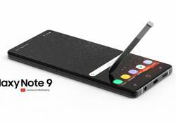 Samsung Galaxy Note 9 នឹងភ្ជាប់នូវថ្មទំហំធំជាងជំនាន់មុនខ្នាត 4,000mAh ព្រមទាំងមានការបង្កើនទំហំអេក្រង់ធំជាងមុនបន្តិច