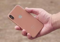 ព័ត៌មានថ្មី៖ ក្រុមហ៊ុន Apple នឹងប្រកាសចេញលក់នូវទូរស័ព្ទ iPhone X ពណ៌មាសថ្មីនៅក្នុងពេលឆាប់ៗនេះ