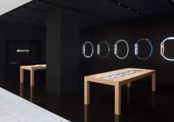 ហាងលក់នាឡិកាដៃ Apple Watch pop-up store ចុងក្រោយបំផុតនឹងបិទទ្វារនៅខែក្រោយនេះ