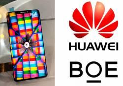 ដំណឹងថ្មី! ពេលនេះ Huawei និង BOE បានចាប់ដៃគ្នា នៅក្នុងការផលិតចេញនូវស្មាតហ្វូន ដែលអាចបត់បានមានអេក្រង់ទំហំ 8 អ៊ីង