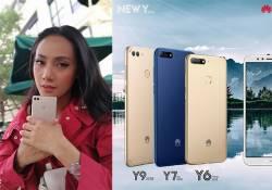 Huawei Y6 Prime 2018 ($149), Y7 pro 2018 ($189) និងជា Y9 2018 ($249) ជាស្មាតហ្វូនល្អទាំងតម្លៃ និងគុណភាព