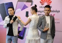 Huawei Y9 2018 ស្មាតហ្វូន កាមេរ៉ា 4 គ្រាប់ បន្តថែមជូននូវកាដូយ៉ាងកក្រើក ជាមួយនឹងតម្លៃត្រឹមតែ $229 ប៉ុណ្ណោះ