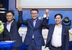 Samsung ប្រារព្ធពិធីជូបជុំជាមួយនឹងដៃចែកចាយផលិតផលប្រើប្រាស់ក្នុងគេហដ្ឋានមកពីទូទាំងប្រទេស រួមនឹងការបង្ហាញវត្តមានទូរទស្សន៍ QLED 2018