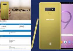 ស្មាតហ្វូន Samsung Galaxy Note 9 នឹងប្រើប្រាស់បន្ទះឈីបថ្មី Exynos 9820 chipset