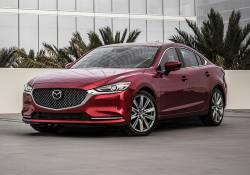 នៅទីបំផុត រថយន្ត Mazda 6 ឆ្នាំ 2018 អាចប្រើប្រាស់បានជាមួយនឹងប្រព័ន្ធ Apple CarPlay និង Android Auto បានហើយ