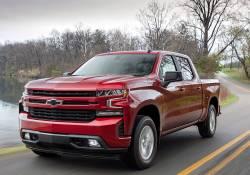 ក្រុមហ៊ុនផលិតរថយន្ត General Motors បាននាំយកនូវរថយន្ត Truck ដែលមានអនុភាពខ្លាំងត្រឡប់មកវិញ
