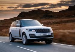 រថយន្ត Range Rover នឹងបង្ហាញខ្លួនជាមួយនឹងបច្ចេកវិទ្យា Hybrid ដែលមានការពង្រឹងទៅលើសមត្ថភាពកាន់តែប្រសើរ