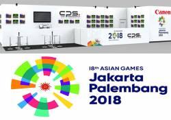 Canon បង្ហាញវត្តមានក្នុងព្រឹត្តិការណ៍ Asian Games 2018 នឹងរង់ចាំបំរើសេវាកម្មជូនអតិថិជន និងអ្នកថតរូប 1500 នាក់ដែលថតក្នុងព្រឹត្តិការណ៏នេះ