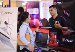 MSI បង្ហាញវត្តមាននៅក្នុងព្រឹត្តិការណ៍ Technology Fair 2018 ដែលប្រារព្ធនៅផ្សារទំនើបអ៊ីអន