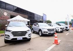 ក្រុមហ៊ុន ហ៊ីយ៉ាន់ដាយ បានរៀបចំកម្មវិធី Hyundai Test Drive ទៅលើរថយន្តទំនើបៗជាចច្រើននៅកោះពេជ្រ