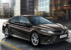 នៅទីបំផុត! រថយន្ត Toyota Camry 2019 អាចប្រើប្រាស់មុខងារ Apple CarPlay បានហើយ!