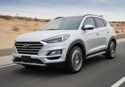 HYUNDAI TUCSON 2019 រថយន្ត SUV ស៊េរីថ្មី បង្ហាញវត្តមាននៅកម្ពុជាហើយ មើលទៅពិតជាស្រស់ស្អាតមិនធម្មតានោះទេ!