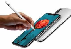 Apple ត្រូវបានគេសង្ស័យថា នឹងមានការប្រើប្រាស់ប៊ិចសម្រាប់ iPhones ឆ្នាំ 2018 នេះ
